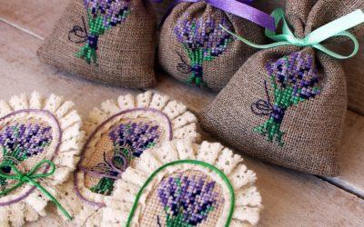 Отзывы о саше с лавандой и брошках «Лаванда»