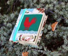 Новогодний фен-шуй блокнот «Волшебный»
