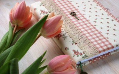 Блокнот рукодельницы Весенний