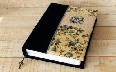 Ежедневник с инициалами владельца